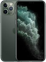 Apple iPhone 11 Pro Max (256GB) - Midnight Green- (Unlocked) Excellent