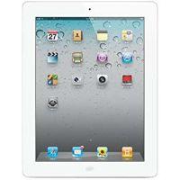 Apple iPad 2 (White, 16GB) Wi-Fi + Cellular (Unlocked) Excellent