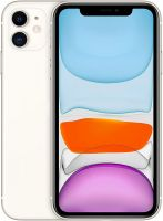 Apple iPhone 11 (128GB) - White - (Unlocked) Excellent