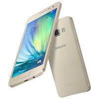 Samsung Galaxy A3 A300FU (Gold, 16GB) - (Unlocked) Good