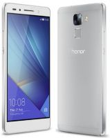 Huawei Honor 7 (Silver, 16GB) - Unlocked - Excellent