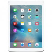 Apple iPad Air (Silver, 16GB)  Wi-Fi Excellent Condition
