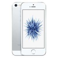 Apple iPhone SE (Silver, 16GB) - (Unlocked) Good