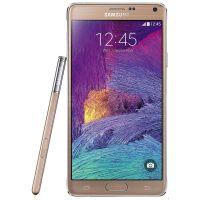Samsung Galaxy Note 4 (Bronze Gold, 32Gb) (Unlocked)