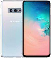 Samsung Galaxy S10e 128GB Good Condition white UNLOCKED