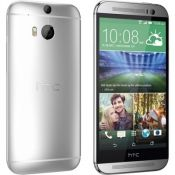 HTC One M8 (Geleira Prata, 16GB) - desbloqueado - Excelente